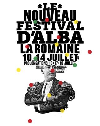 Nouveau Festival d'Alba la romaine