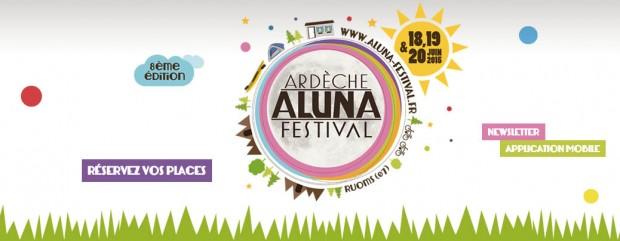 Ardeche Festival Aluna